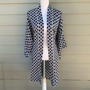 Mark and Graham Intimates & Sleepwear - Mark and Graham Kimono Lattice Robe